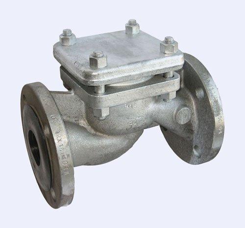 Клапан ВН 1Н-6ПЕ фл., сталь, У2