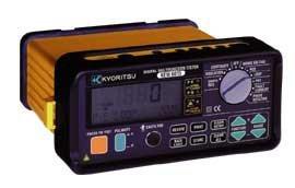 Измеритель KEW 6015 позволяет производить наивысшие измерения по ДЕСЯТИ...
