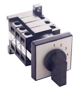 Переключатели коммутируют электрические цепи током... серии ПП53