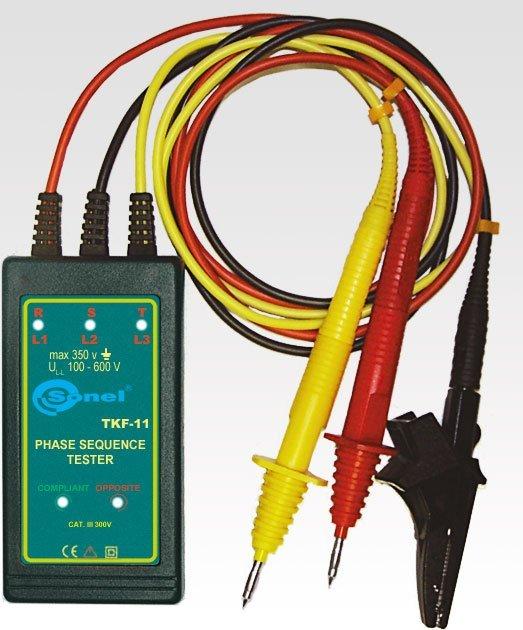 В связи с этим, в марте 2010 года будет исключен из производственной программы указатель правильности чередования фаз...