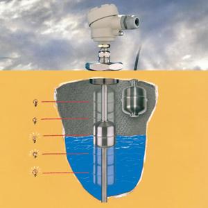Данный сигнализатор уровня является наиболее простым датчиком, состоящим из плавучего тела (поплавка)...