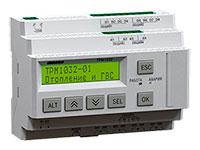 ОВЕН ТРМ1032 терморегулятор для автоматизации контуров отопления и систем ГВС