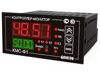 ОВЕН КМС-Ф1 контроллер-монитор работы однофазной электросети