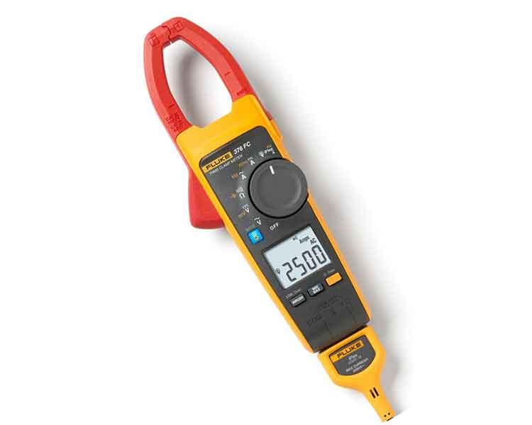 Fluke 376 FC клещи измерительные с TrueRMS и беспроводной