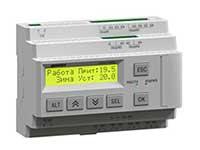 ОВЕН ТРМ1033 контроллер для приточно-вытяжных систем вентиляции