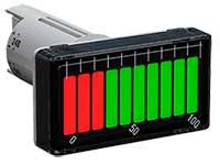 ОВЕН ИТП-15 диаграммный индикатор технологический двухцветный